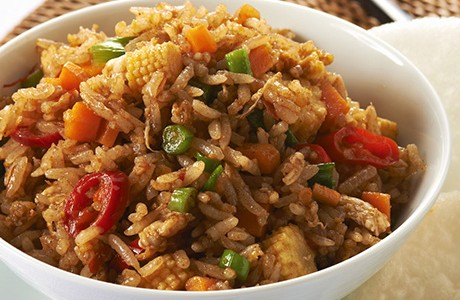 Chinese Fried Rice (v)