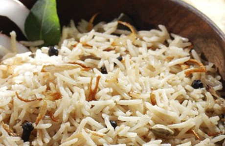 Coconut Milk Rice (v)