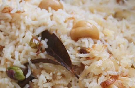 Kashmiri Pulao Rice (v)