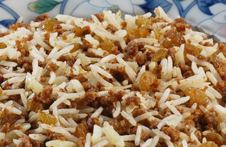 Royal Mince Biryani